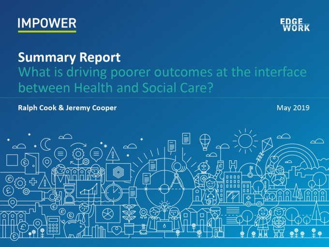 IMPOWER | Better outcomes cost less