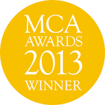 2013 MCA Awards Winner