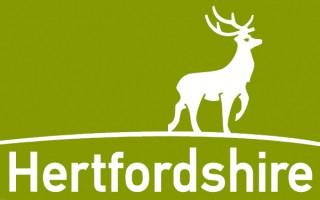 Hertfordshire County Council logo