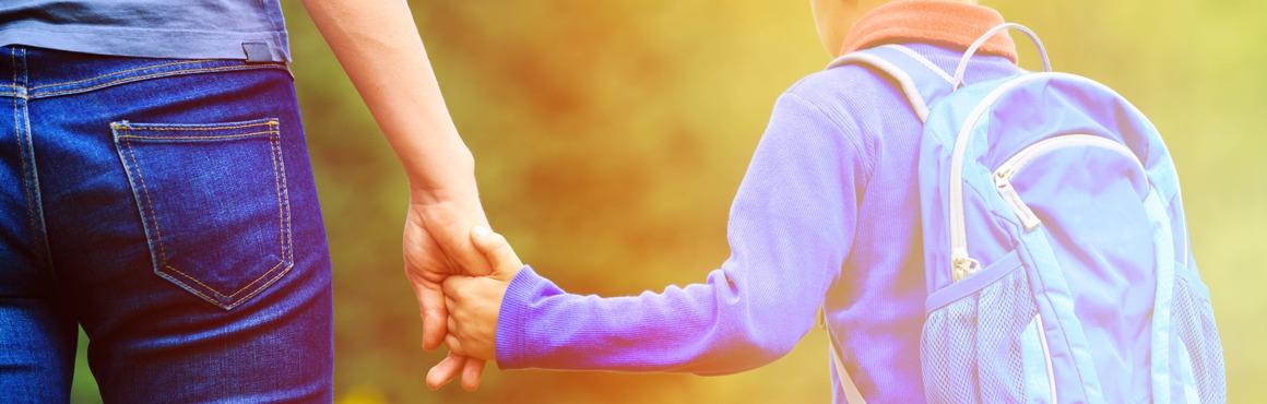 Foster child & parent